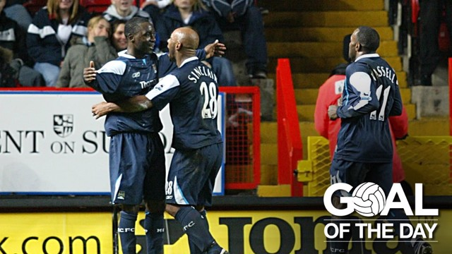 GOTD: Cole bags City's fifth at the Valley