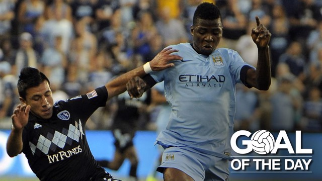 GOTD: Kelechi v Kansas City