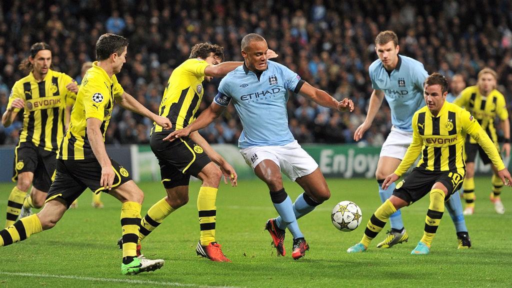 City v Borussia Dortmund: Global TV Listings