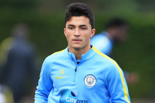 MANU: Garcia involved in Pep's first training session.