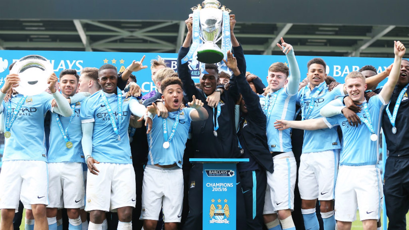 TROPHY HAUL: Can City U18s repeat the success of last season?