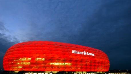 City set for Bayern Munich friendly
