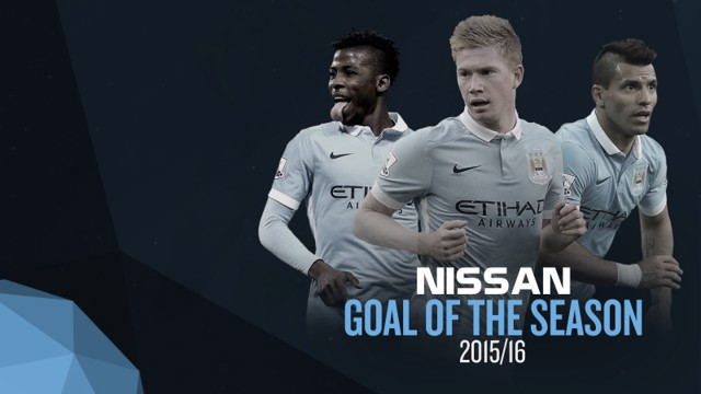 NISSAN GOTS: The best goals from the season that was