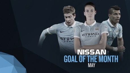 May goal of the month