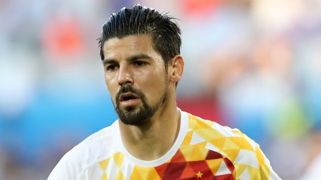Welcome to Manchester: Good luck, Nolito!