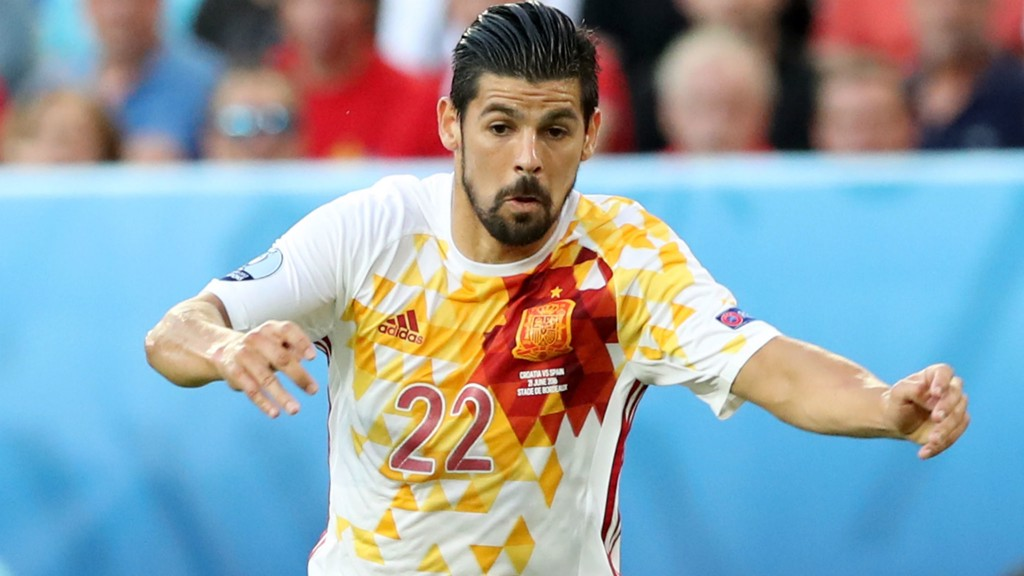 TARGET MAN: Nolito scored 12 goals in La Liga last season for Celta Vigo