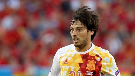 Silva's Spain out of Euro 2016
