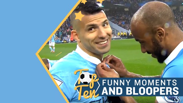 Man City moments of mirth and humour