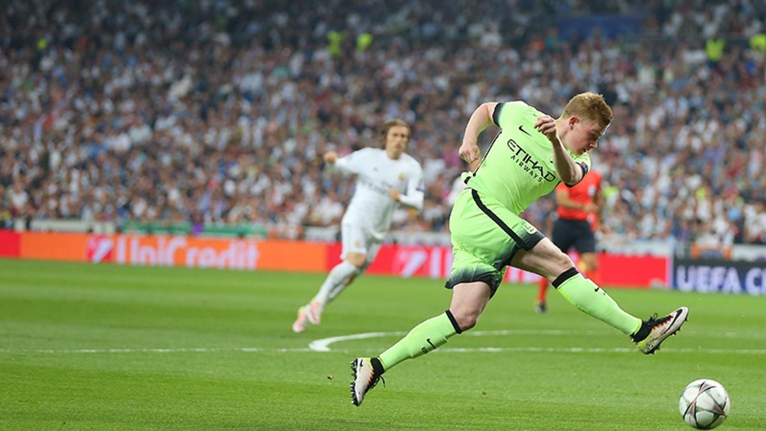 City's Champions League dream ends