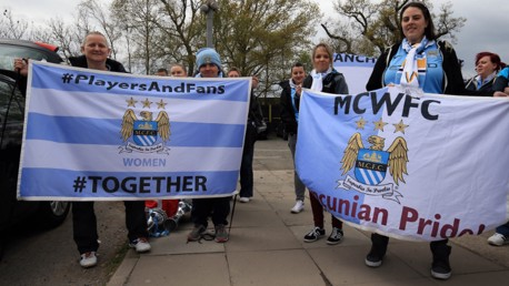 CENTURY: MCWFC Official Supporters Club reaches a 100 members.