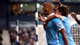 VINNIE VIDI VICI: Kompany takes one of our gongs... but which?