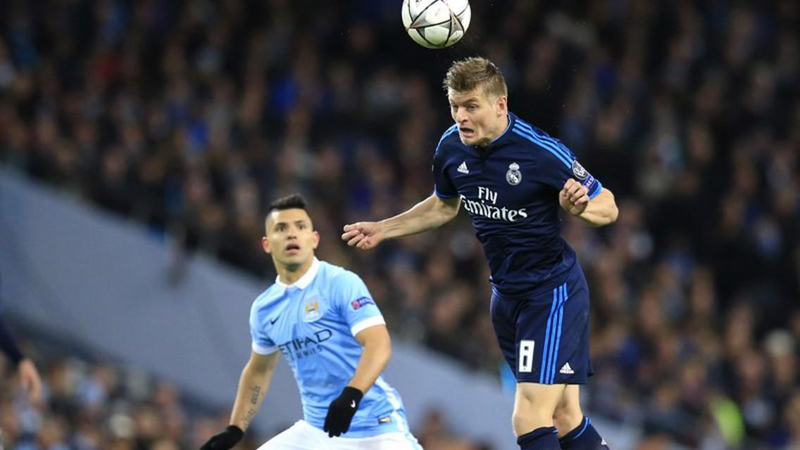 Real Madrid 1-0 City: Match Highlights 2015/16