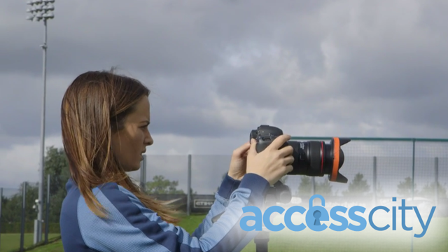 ACCESS: We follow Alex Williams behind the scenes