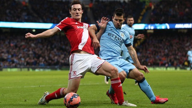 TOP 5: Five of the best previous meetings between City and Middlesbrough