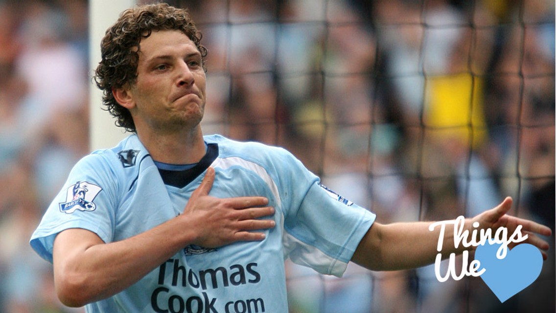 ELANO: Manchester City's former Brazilian is the star of this week's Things We Love
