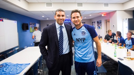 Lampard to leave New York City FC