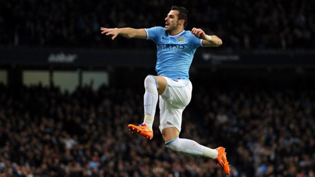 Negredo's short but impactful City career