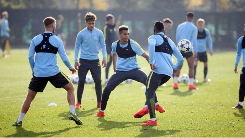 Middlesbrough v City U18s - Manchester City FC