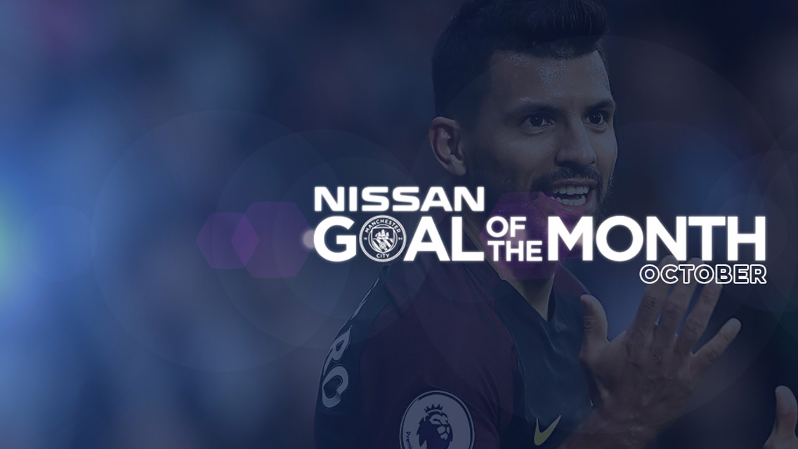 Goal of the month: October