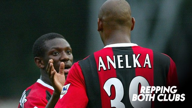 SWP and Anelka: Played for both...