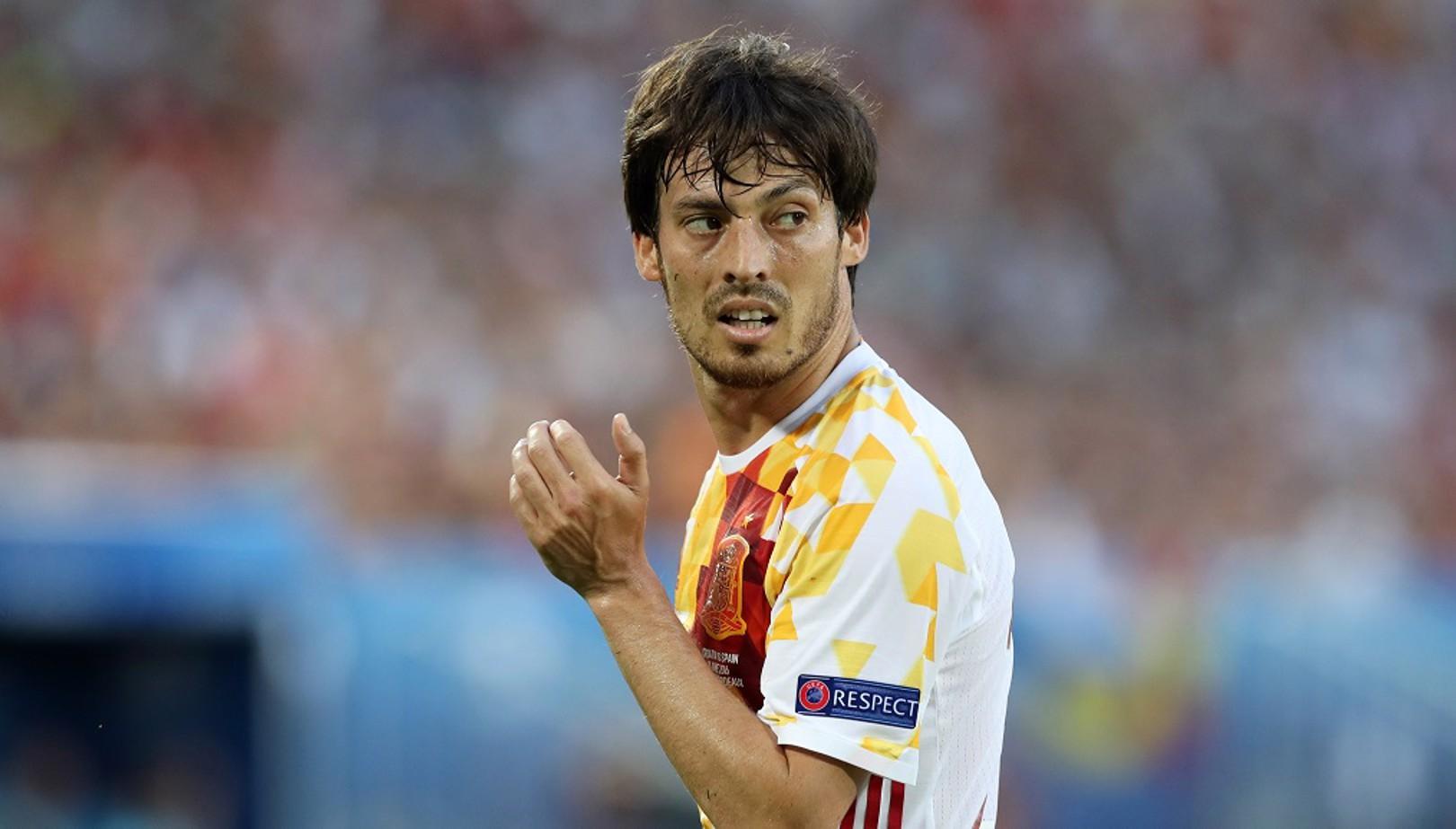 Silva edging closer to Spain immortality