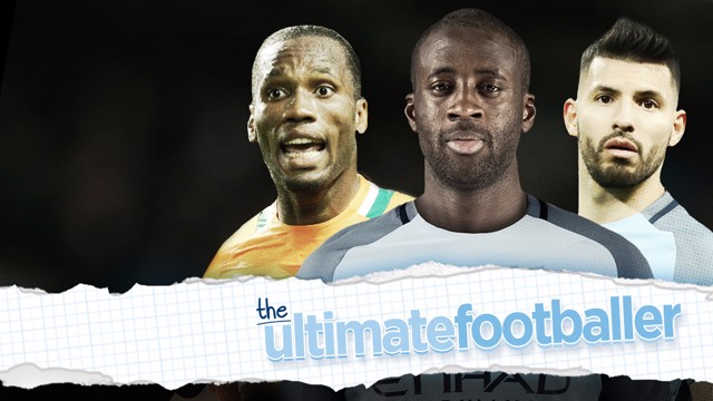 YAYA: The Ivorian picks his perfect footballer