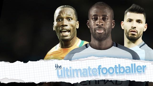 YAYA: The Ivorian picks his perfect footballer