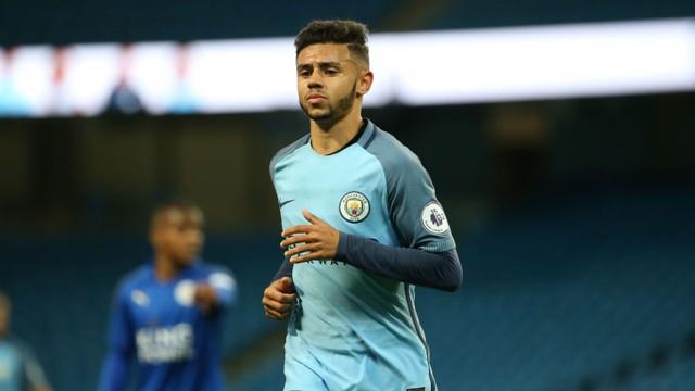 FERNANDES: City's Spanish midfielder has had a superb start to the season