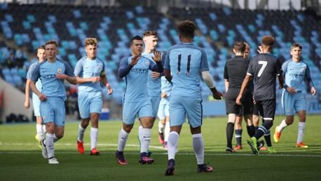 City U18s v Derby U18s: Highlights