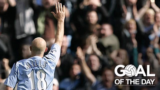 GOTD: Mills v Everton