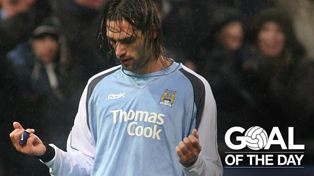 GOTD: Samaras v Everton 2007