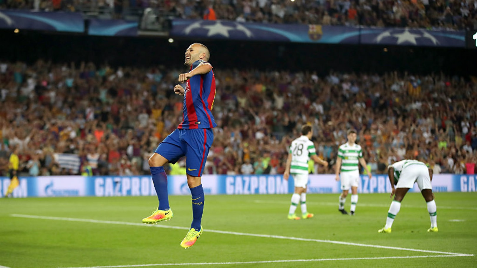 Iniesta: Pep can win Champions League with City