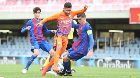 Barcelona U19s v City U19s: Match highlights