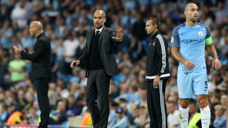 Working with Pep a 'dream' for Zaba