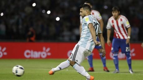 Gabriel Jesus scores but Aguero's Argentina falter