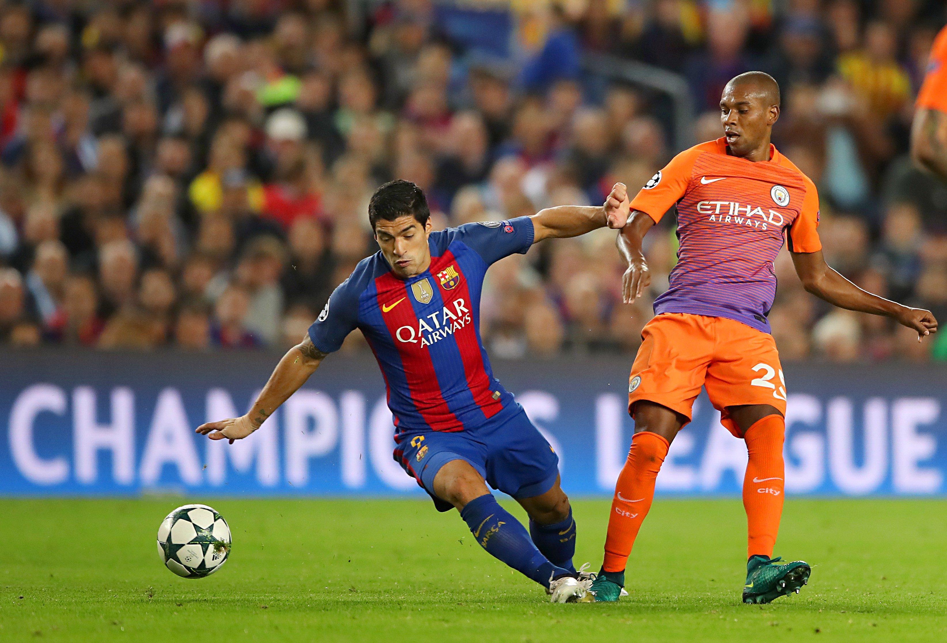 Where to watch: City v Barcelona