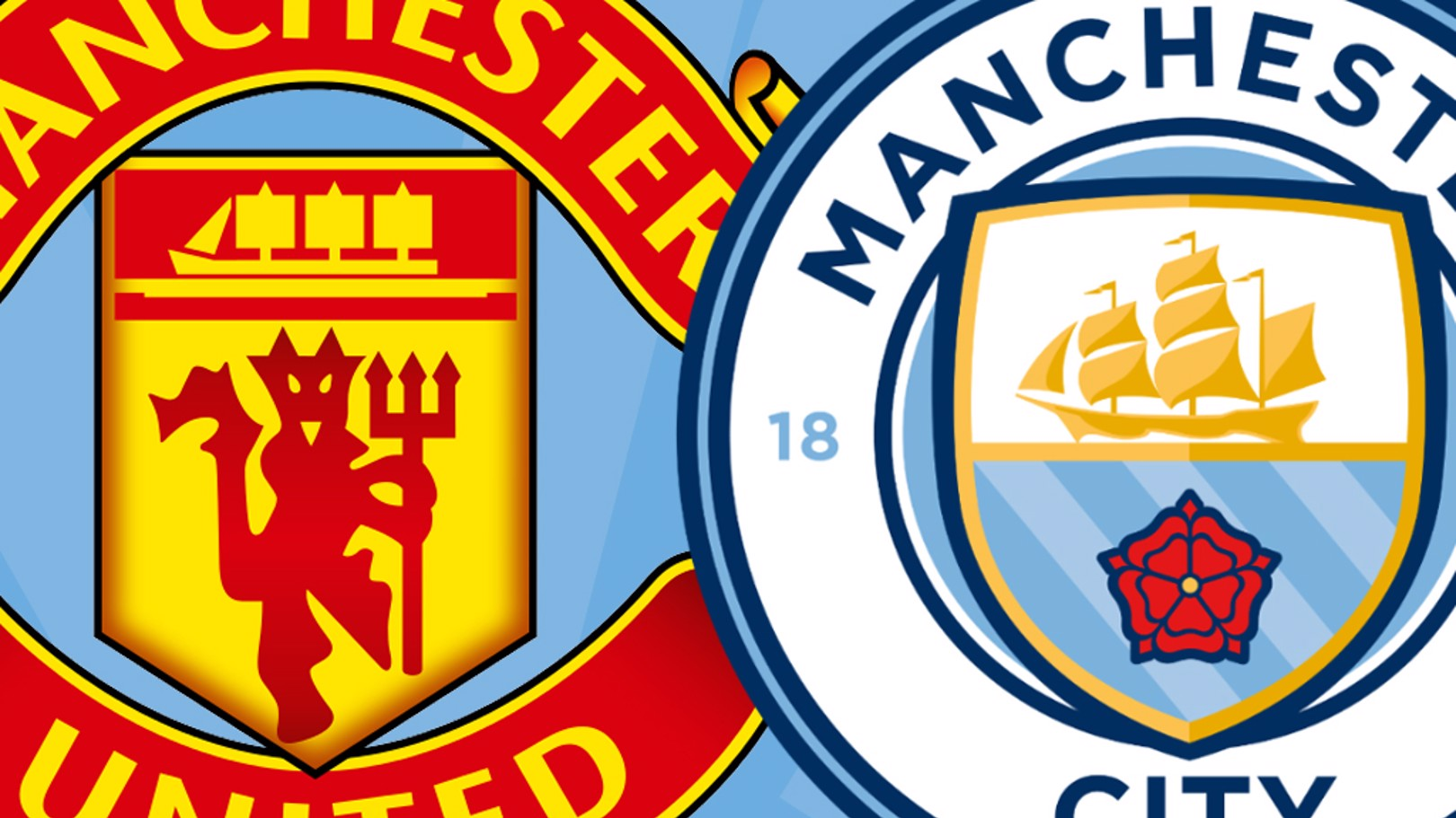 Man United v Man City live match coverage