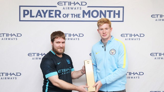 KDB: Another award...