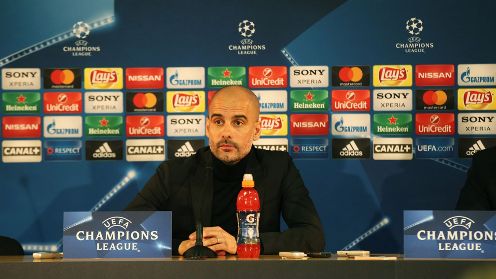 PEP: We have to attack - or face elimination