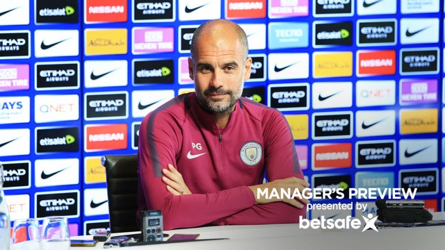 TRANSFER TALK: Pep has refused to rule out the possibility of more signings