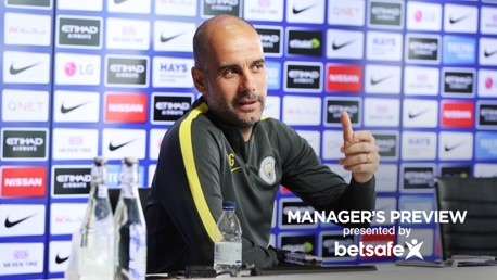 Pep: It's important to be in the Champions League