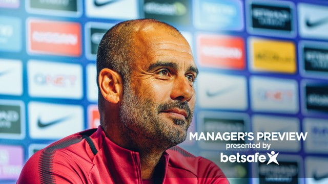 PRE-MATCH THOUGHTS: Pep Guardiola