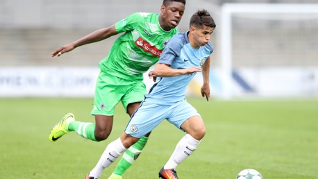 Watch: City U19s 4 BMG 1
