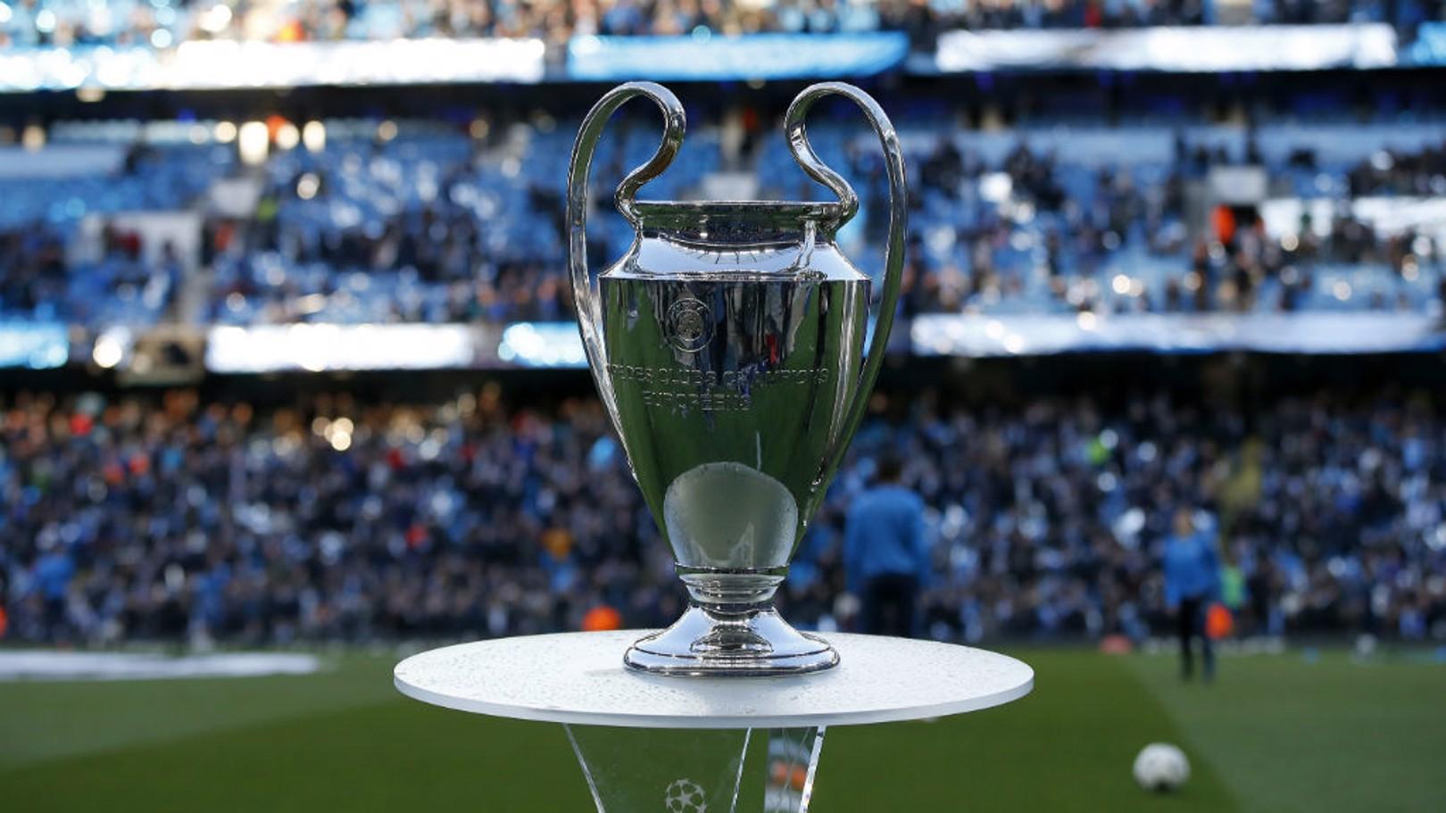 Man City submit Champions League squad