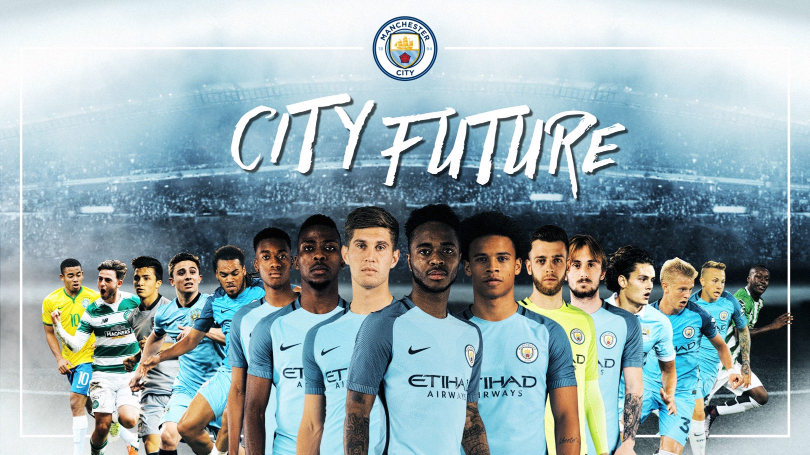 Director of Football on City's global talent drive