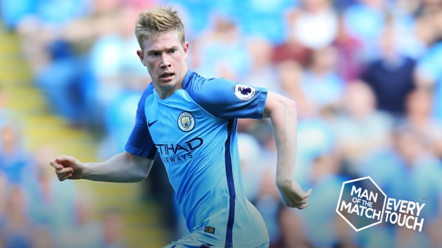 EVERY TOUCH: Another KDB masterclass