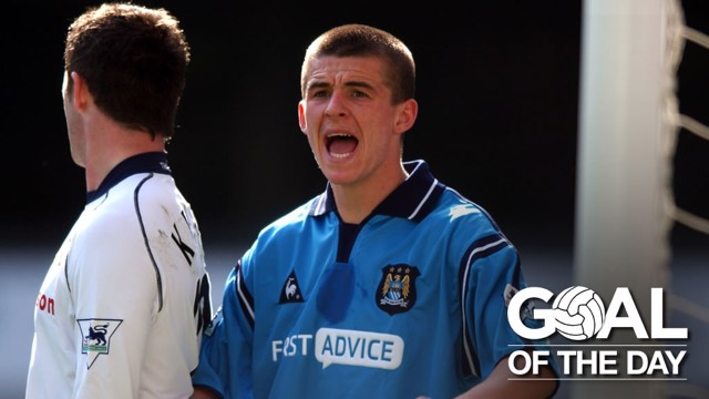 GOTD: No nonsense from Barton at White Hart Lane.