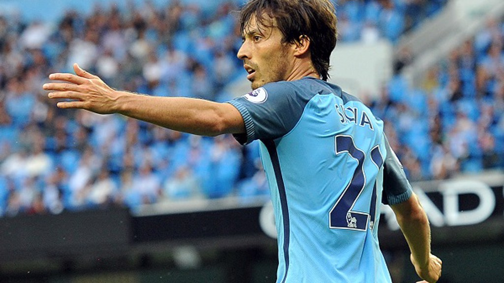 THE MAGICIAN: Equally effective for City and Spain