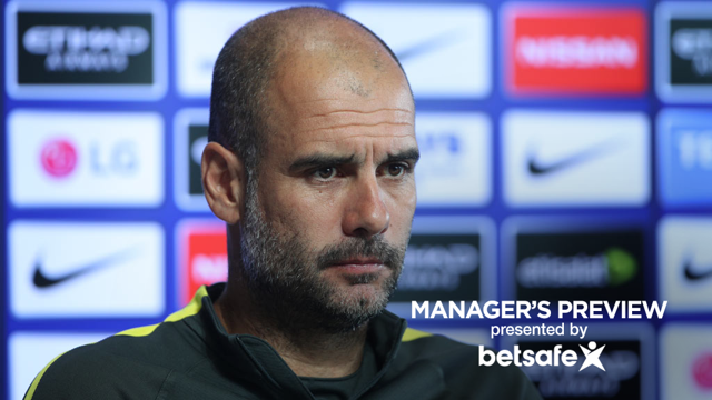 MANAGER'S PREVIEW: Arsenal v Manchester City