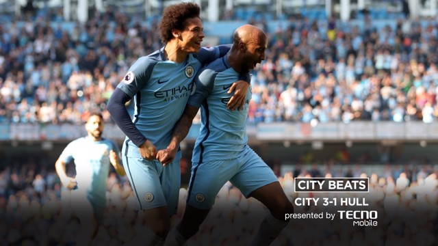 CITY BEATS: Football and music...